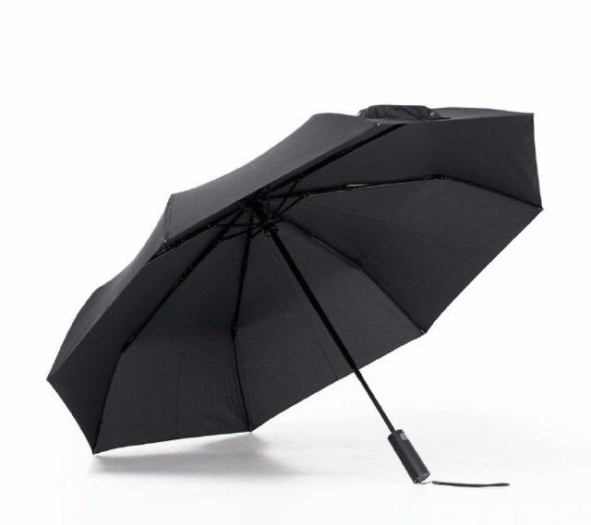 Xiaomi выпустила новый зонт