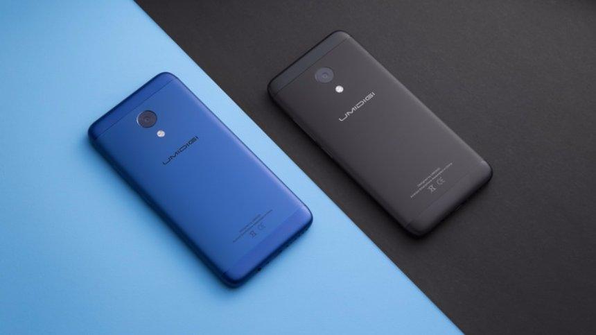 Компания UMIDIGI презентовала мощнейший смартфон С2