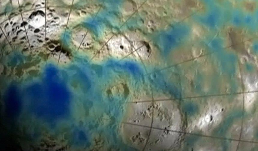 Ученые считают, что на Луне есть очень много воды