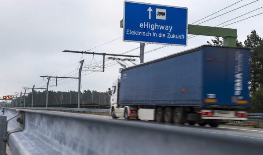 Siemens построит специальную магистраль для электромобилей