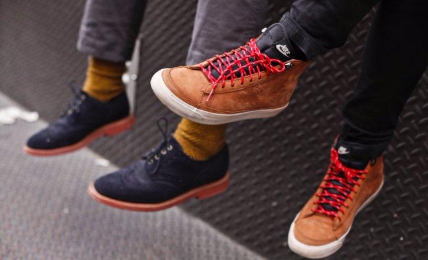Ученые создали удобные ботинки с навигатором