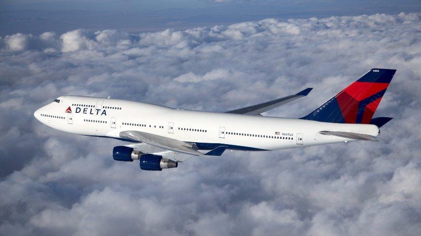 Авиакомпания Delta будет сажать на рейс пассажиров без паспортов по отпечаткам пальцев