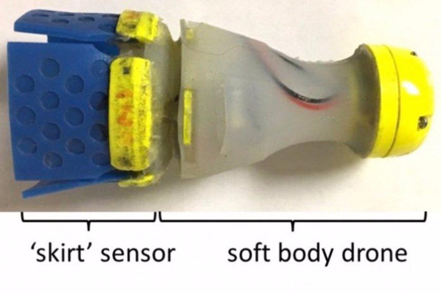 Утечки в водопроводной системе будет искать робот