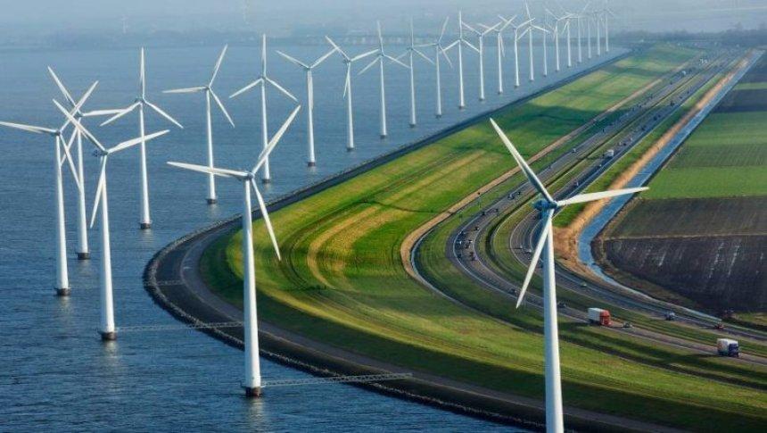 К 2050 году доля возобновляемых источников энергии вырастет почти к 100 процентам