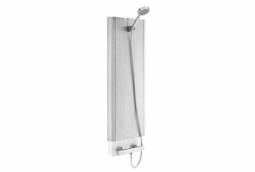 Ученые презентовали систему, которая сохраняет воду в душе теплой, а не горячей или холодной