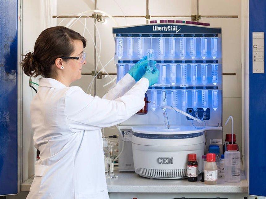 Мюнхенские ученые работают над созданием материалов, которые могли бы самоуничтожаться при необходимости