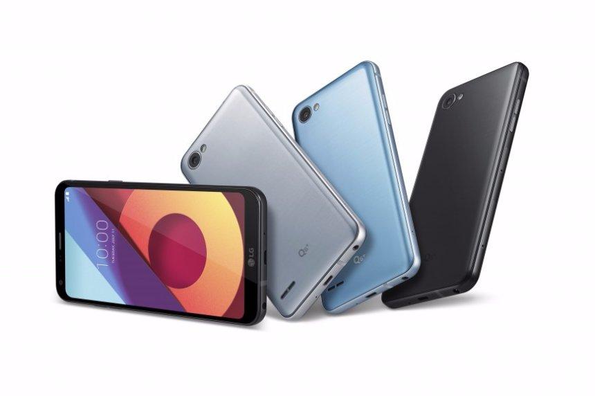 Начались продажи мини-версии LG Q6