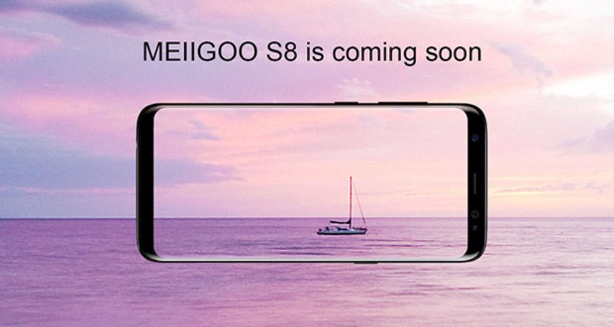 Новый Meiigoo S8 получит изогнутое 3D-стекло