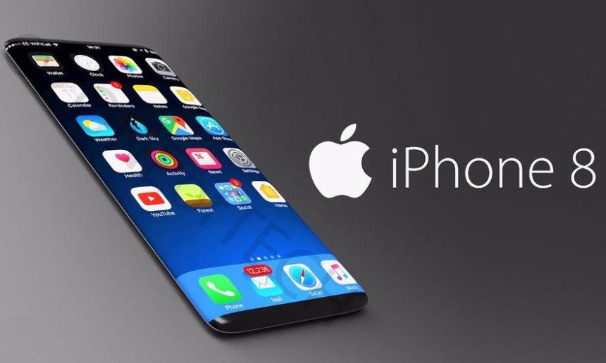 iPhone 8 все-таки не получит сканера отпечатков под экраном