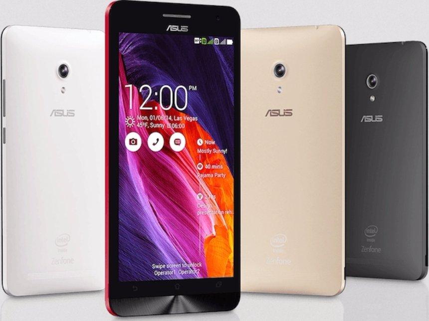 Asus выпустит новый смартфон Zenfone 4