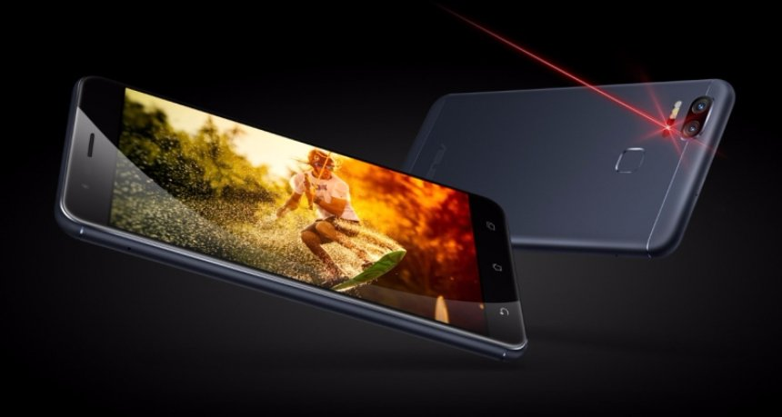 Представлен новый смартфон ASUS Zenfone 3 Zoom