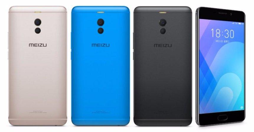 Официально представлен Meizu M6 Note: все характеристики