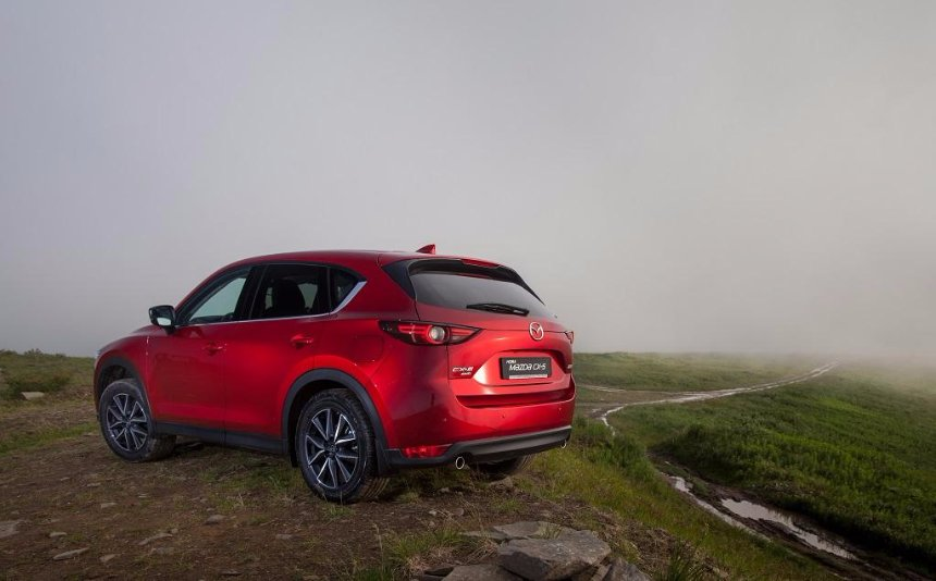 Появились данные тестов новой Mazda CX-5 2017