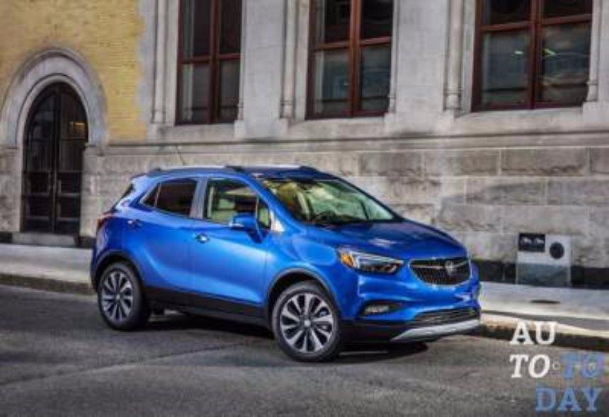 В General Motor разработают новый электрокар Buick EV