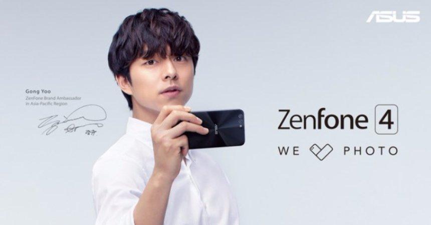Стала известна стоимость телефонов Asus Zenfone 4 иZenfone 4 Pro