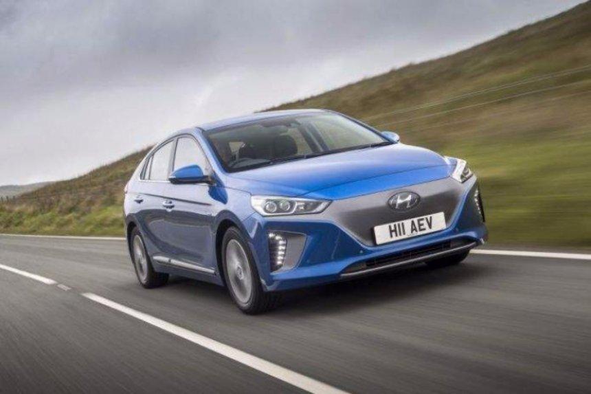 Hyundai выпустит три роскошных электрокара