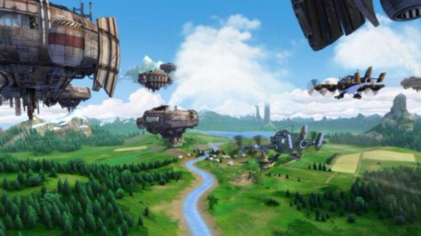THQ Nordic выпустило новую скроллер-игру Sine Mora EX