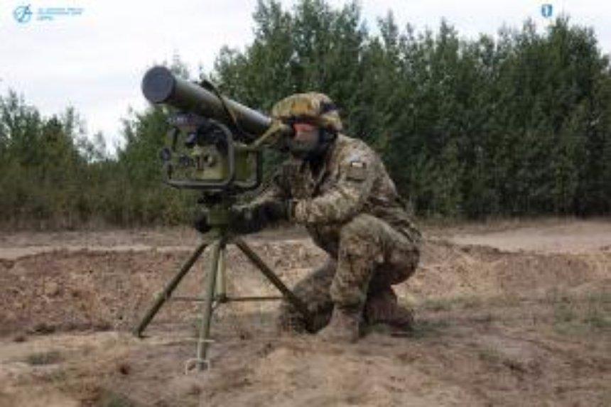 В Украине разработали свой аналог «Джавелина»
