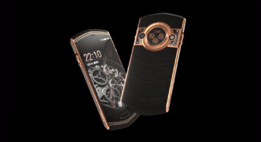 Представлен новый премиум-смартфон  8848 M4