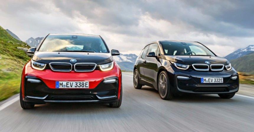 Обновленный электрокар BMW i3 получит спортивную версию