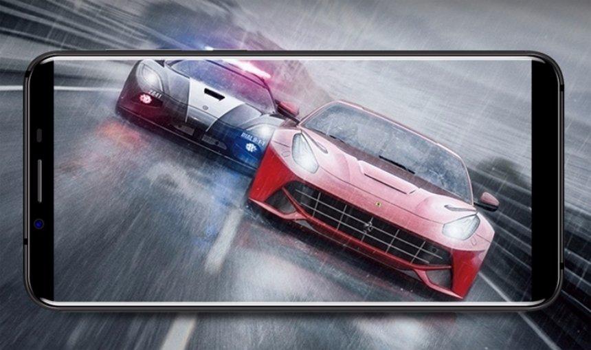 Представлен новый смартфон HomTom S8