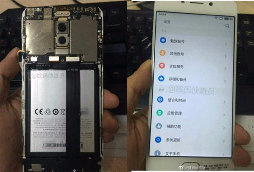 Meizu готовит к анонсу новый смартфон M6 Note