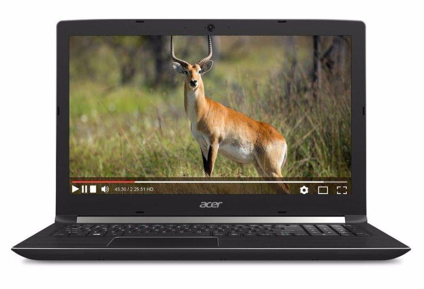 Acer представила новый инновационный ноутбук