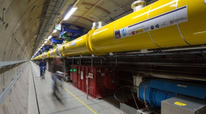 Европа хочет испытать очень мощный рентгеновский лазер