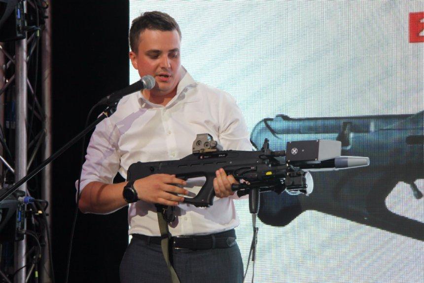 Создано электромагнитное оружие, которым можно сбивать беспилотники