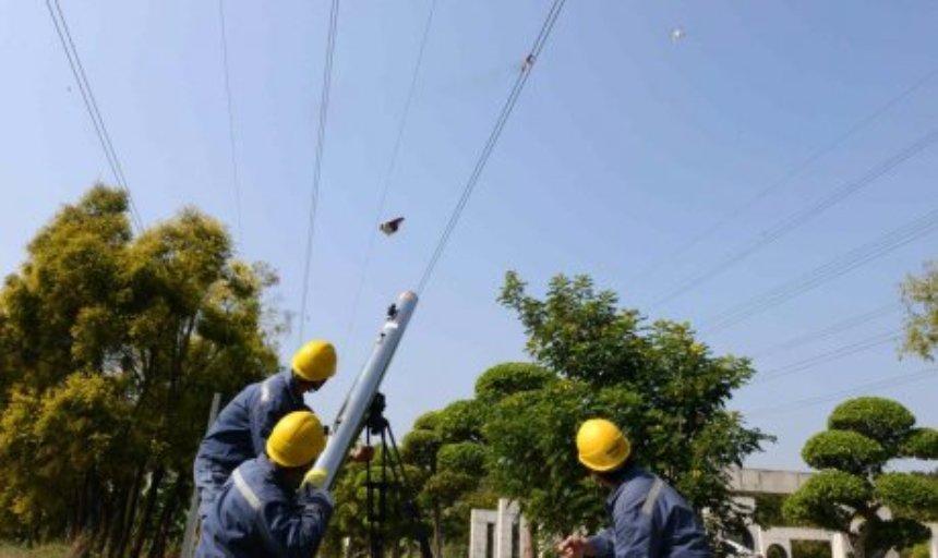 В Китае будут очищать ЛЭП с помощью лазерной пушки