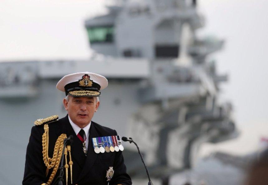 Британские военные корабли будут работать с системой голосового управления