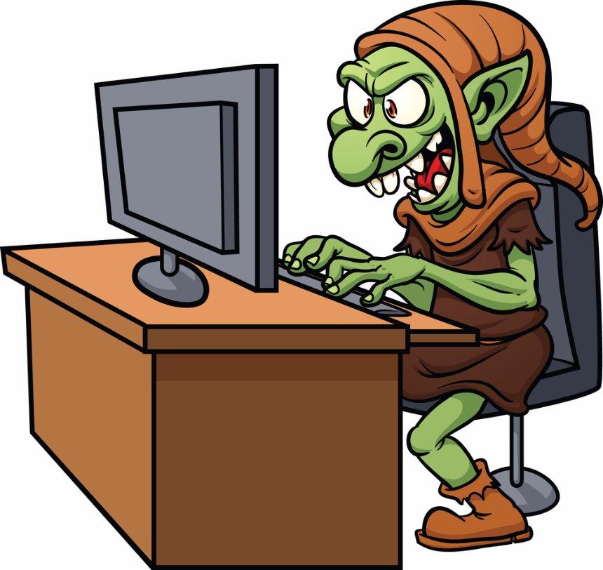Ученые объяснили, почему большинство интернет-троллей являются мужчинами