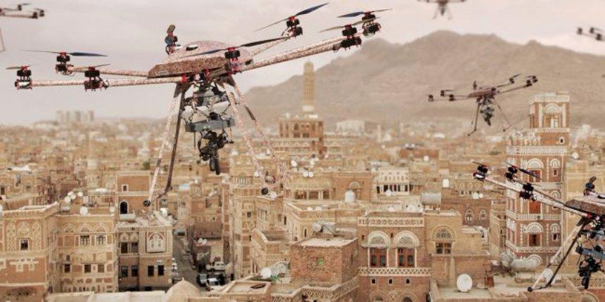 Американские дроны превратятся в снайперов