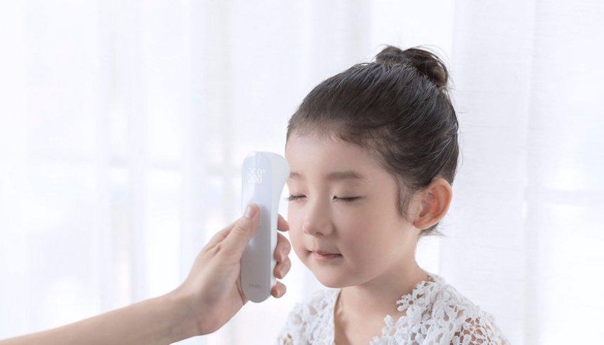 Xiaomi выпустил бесконтактный термометр