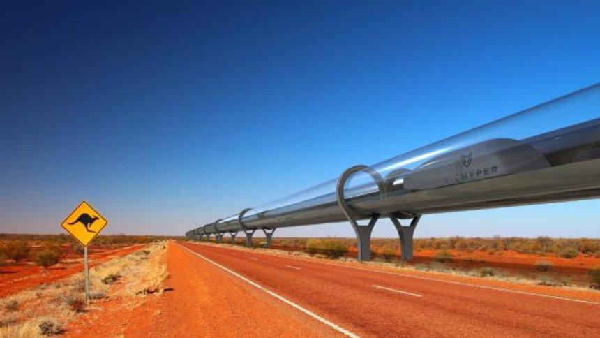 Китай построит у себя аналог Hyperloop