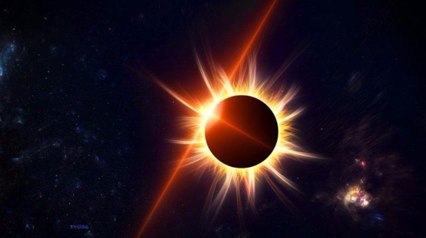 Из снимков солнечного затмения будет создан фильм