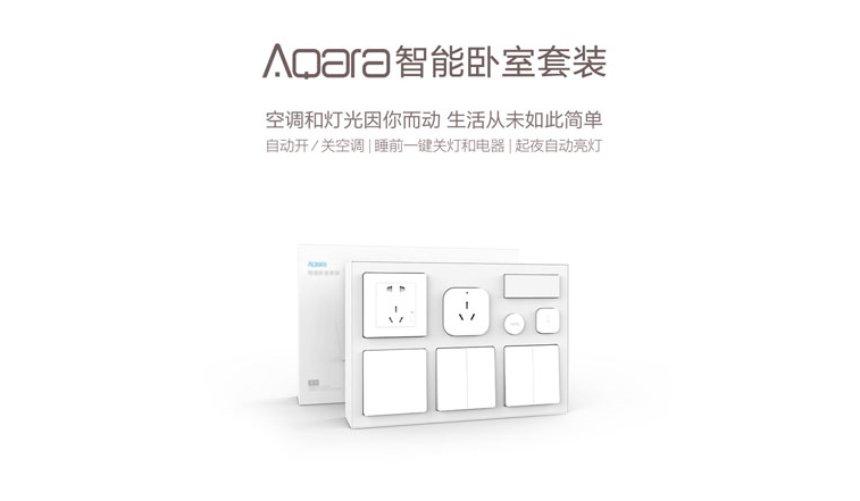 Aqara представила сенсорную панель для эффективного управления умным домом