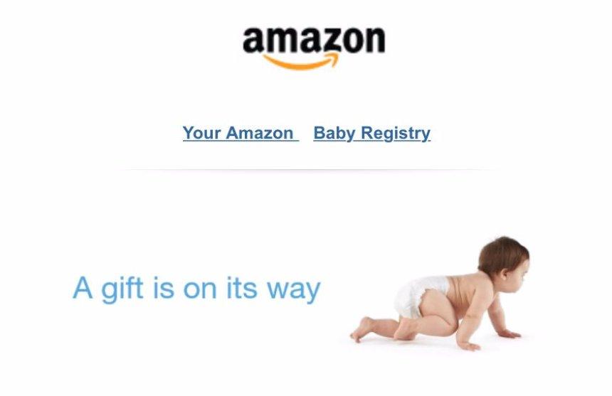 Amazon перепутал клиентов и запланировал раздать подарки для детей бездетным покупателям