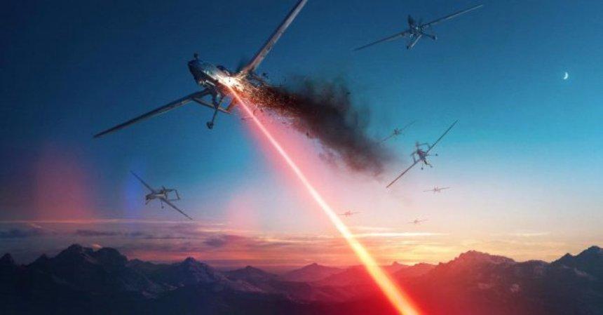 От американского боевого лазера пострадали пять беспилотников