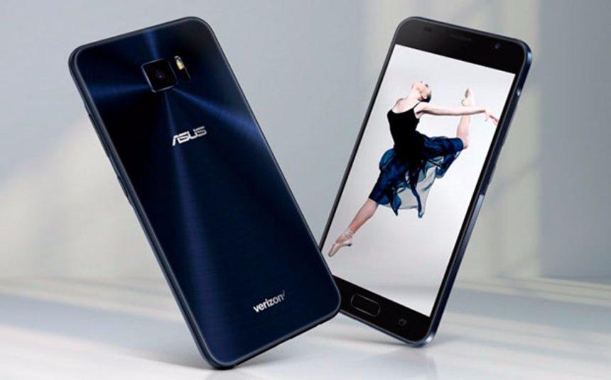 Компания ASUS показала новый смартфон Zenfone V