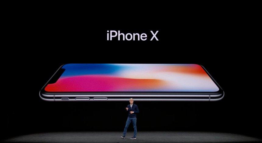 Стали известны подробные характеристики «юбилейного» IPHONE X