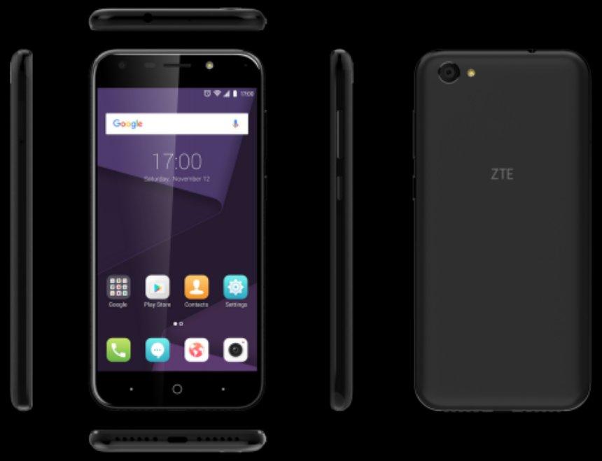 Представлен новый смартфон ZTE Blade A6 Lite: все характеристики