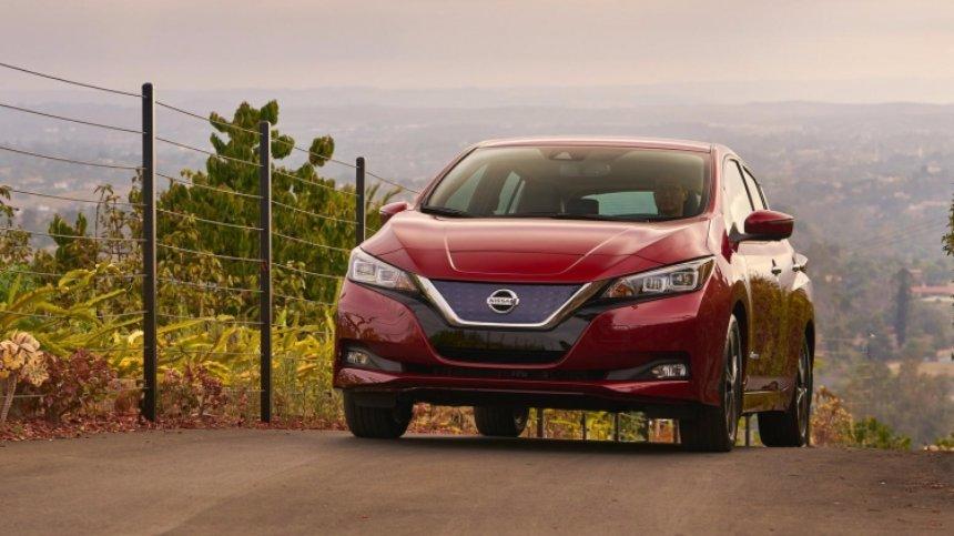 Компания Nissan представила «заряженный» Leaf