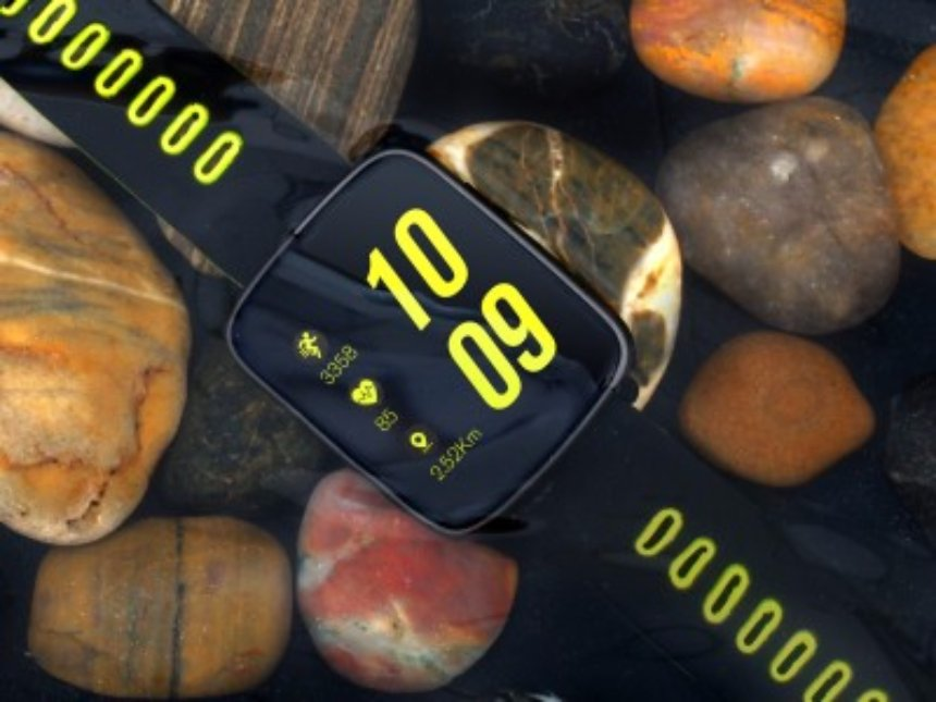Представлены смарт-часы Senbono SBN-GV68, с которыми можно плавать в бассейне
