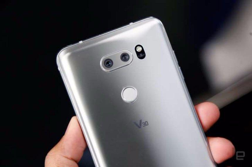 LG V30 не может похвастаться хорошей фотосъемкой