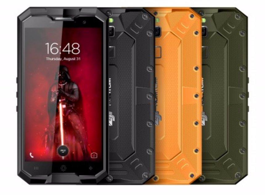 Появился новый защищенный смартфон ZOJI Z8
