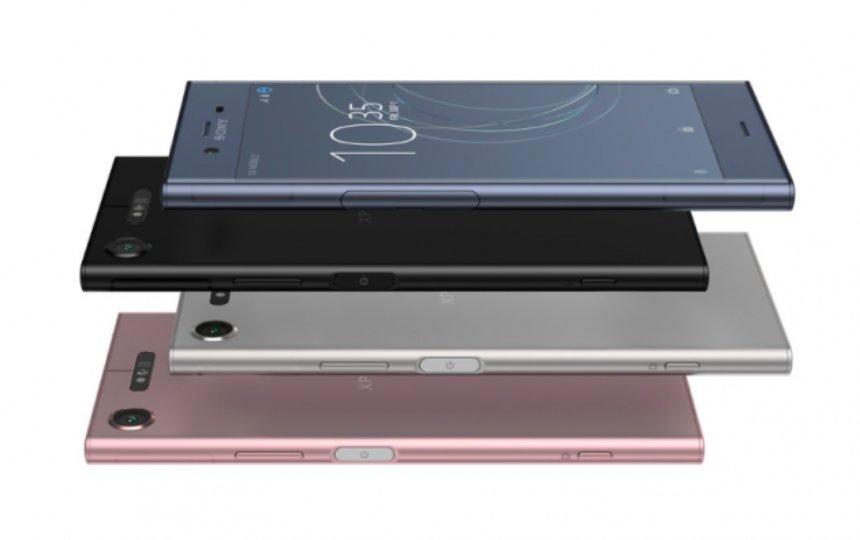 Sony Xperia XZ1 и XZ1 Compact стали доступны по предзаказу