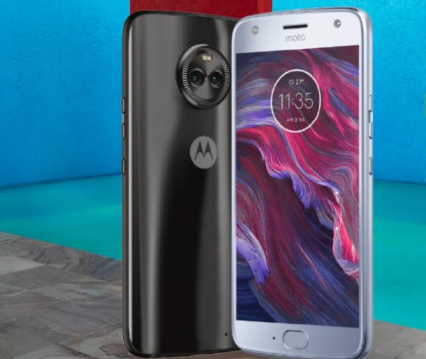 Motorola представила водонепроницаемый смартфон