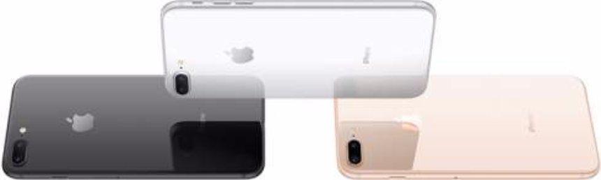 Чем отличаются iPhone 8 и 8 Plus от предшественников