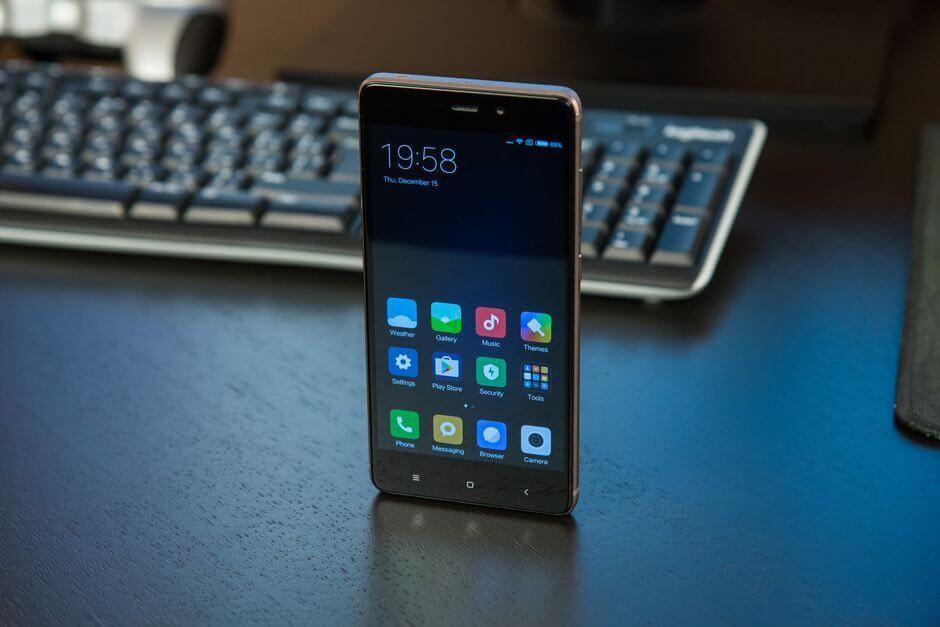 Как вручную перепрошить смартфон Xiaomi redmi 4 PRO